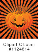 Jackolantern Clipart #1124814 by Pushkin
