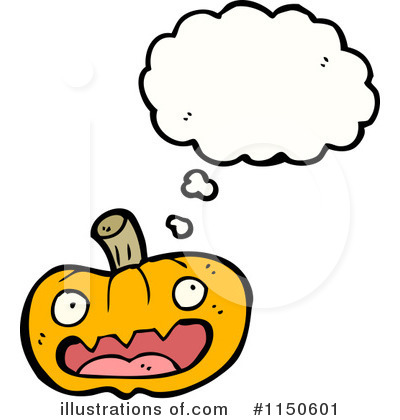 Royalty-Free (RF) Jackolantern Clipart Illustration by lineartestpilot ...