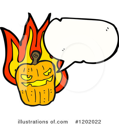 Jack-O-Lantern Clipart #1202022 by lineartestpilot