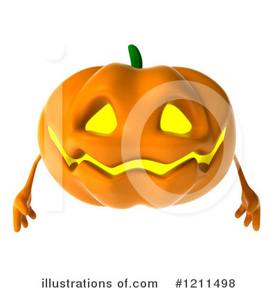 Pumpkin Clipart #1211498 by Julos