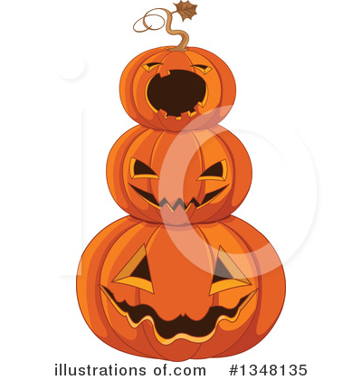 Halloween Clipart #1348135 by Pushkin