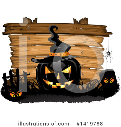 Witch Hat Clipart #1419768 by merlinul