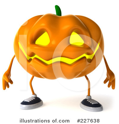 Pumpkin Clipart #227638 by Julos