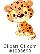 Royalty-Free (RF) jaguar Clipart Illustration #1098693