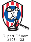 Royalty-Free (RF) Jail Clipart Illustration #1081133