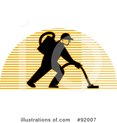 Janitor Clipart #92007 by patrimonio