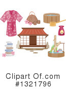 Japanese Clipart #1321796 by BNP Design Studio