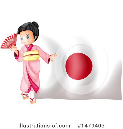 Geisha Clipart #1479405 by Graphics RF
