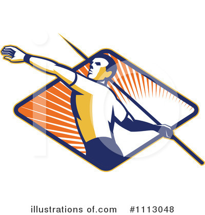 Track And Field Clipart #1113048 by patrimonio