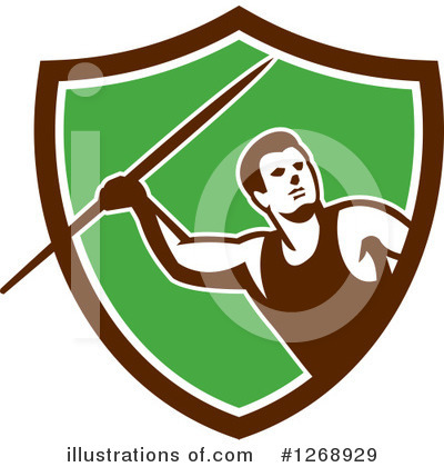 Track And Field Clipart #1268929 by patrimonio