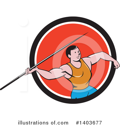 Track And Field Clipart #1403677 by patrimonio