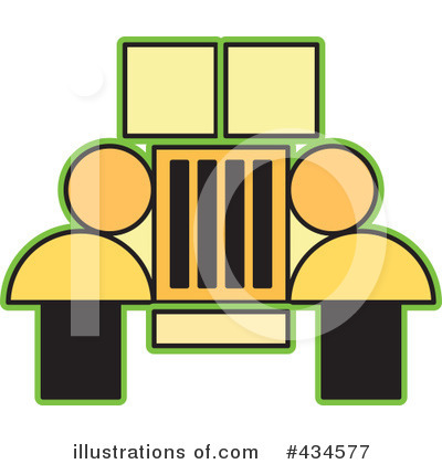 Jeep Clipart #434577 by Lal Perera