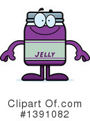 Jelly Mascot Clipart #1391082