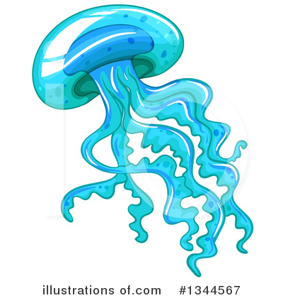 Sea Life Clipart #1344567 by Graphics RF