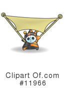 Royalty-Free (RF) Jester Clipart Illustration #11966