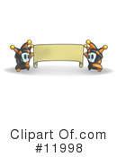 Royalty-Free (RF) Jester Clipart Illustration #11998