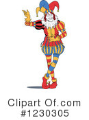 Jester Clipart #1230305