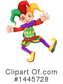 Jester Clipart #1445728