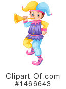 Jester Clipart #1466643 by Graphics RF