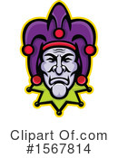 Jester Clipart #1567814