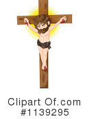 Jesus Clipart #1139295 by Graphics RF