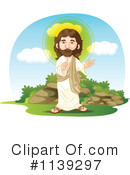Jesus Clipart #1139297 by Graphics RF