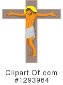 Royalty-Free (RF) Jesus Clipart Illustration #1293964