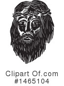 Royalty-Free (RF) Jesus Clipart Illustration #1465104