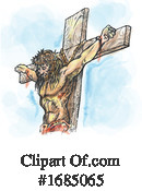 Jesus Clipart #1685065 by Domenico Condello