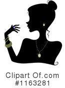 Royalty-Free (RF) jewelery Clipart Illustration #1163281