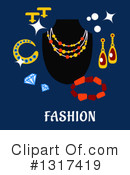 Jewelery Clipart #1317419 by Vector Tradition SM