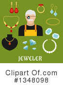 Jewelery Clipart #1348098 by Vector Tradition SM