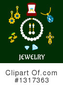 Jewelry Clipart #1317363 by Vector Tradition SM