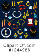 Jewelry Clipart #1344986 by Vector Tradition SM