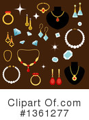 Jewelry Clipart #1361277 by Vector Tradition SM