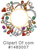 Jewelry Clipart #1483007 by Vector Tradition SM