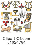 Jewish Clipart #1624784 by Vector Tradition SM