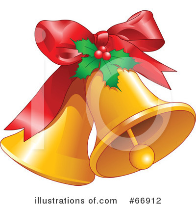 Bells Clipart #66912 by Pushkin