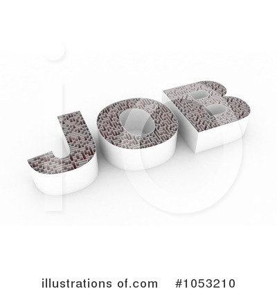 Maze Clipart #1053210 by stockillustrations