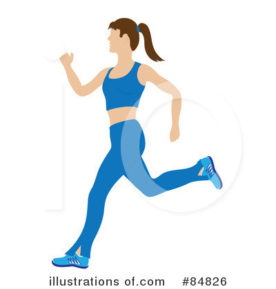 Relay Race Clipart #84826 by Pams Clipart