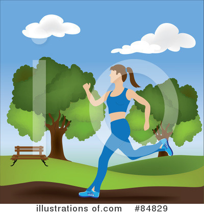 Relay Race Clipart #84829 by Pams Clipart
