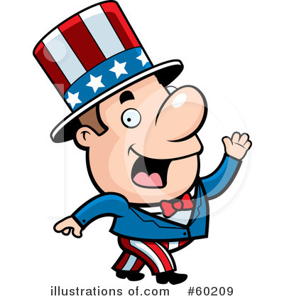 Uncle Sam Clipart #60209 by Cory Thoman