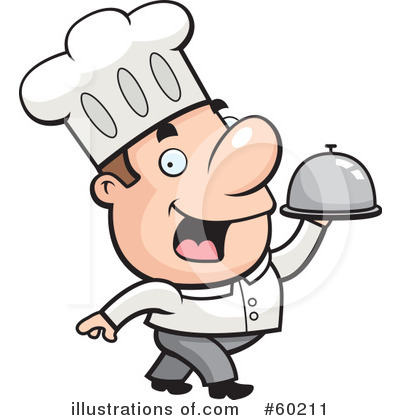 Chef Clipart #60211 by Cory Thoman