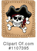 Jolly Roger Clipart #1107395 by visekart