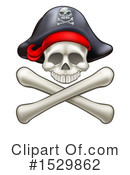 Jolly Roger Clipart #1529862 by AtStockIllustration