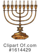 Judaism Clipart #1614429 by Vector Tradition SM