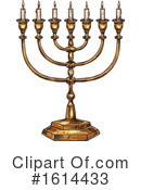 Judaism Clipart #1614433 by Vector Tradition SM
