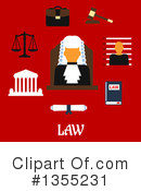 Judge Clipart #1355231