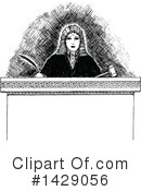 Judge Clipart #1429056