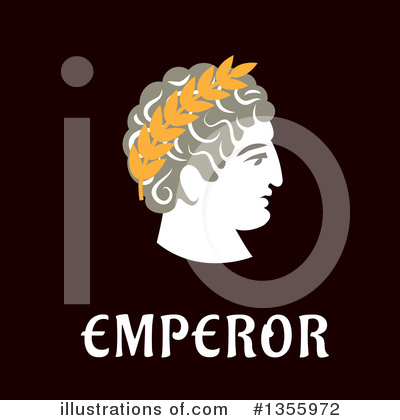 Emperor Clipart #1355972 by Vector Tradition SM